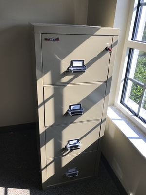Fire King Fireproof Filing Cabinet Retails $2000 for Sale in Delaware, OH
