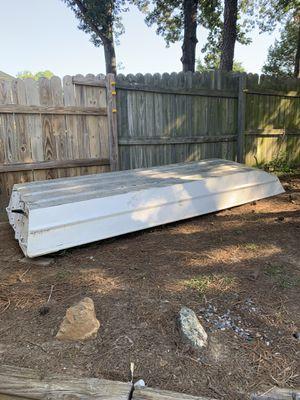 12' Jon boat w Trolling motor and battery for Sale in Mechanicsville, VA