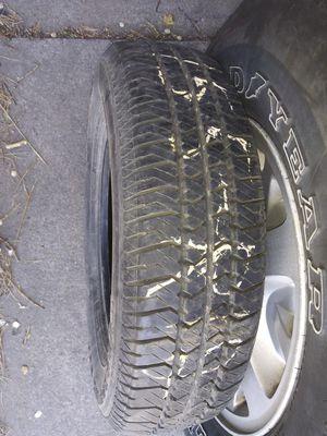 Basically Brand new Trailer tires for Sale in Layton, UT