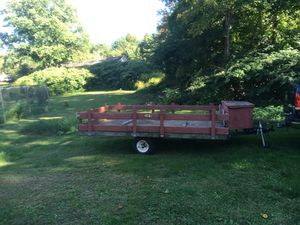Home made trailer for Sale in East Providence, RI