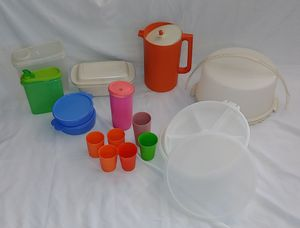 Tupperware Storage Containers Bundle for Sale in San Diego, CA