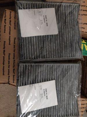 Cabin air filters- Chevy Silverado 2003-2007 for Sale in Murfreesboro, TN