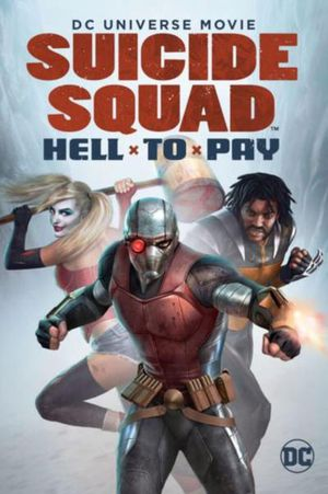 SUICIDE SQUAD HELL TO PAY DC UNIVERSE (HDX MA) digital movie code. Instant delivery! Free Shipping! (DC4) for Sale in New York, NY