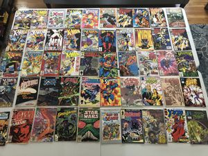 62¢ Ea. 193 Comics Huge lot Marvel DC and more! for Sale in Silver Spring, MD
