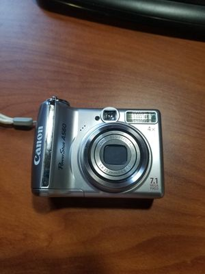 Canon A560 powershot camera. for Sale in Woodstock, IL