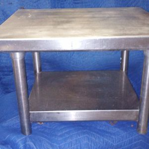 Heavy Duty Stainless Steel Utility Table for Sale in Wichita, KS