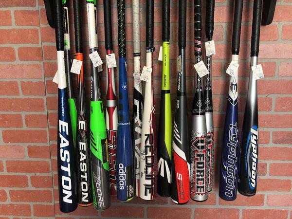 BBCOR baseball bats