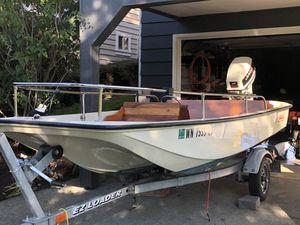 Restored Boston Whaler 13ft for Sale in Kirkland, WA
