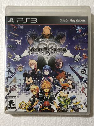 Kingdom Hearts HD 1.5 remix PS3 NEW/SEALED for Sale in Los Angeles, CA