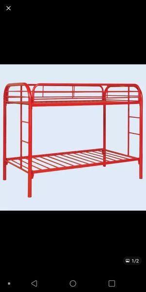 New Metal bunk bed for Sale in Atlanta, GA