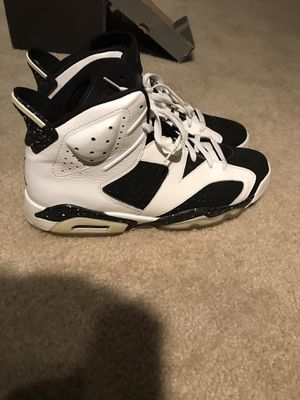 AIR JORDAN RETRO 6 SIZE 13 for Sale in North Bethesda, MD