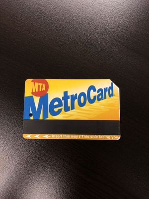 Unlimited Metro Card for Sale in The Bronx, NY