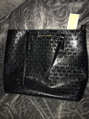 Michael Kors Black Tote Purse for Sale in San Jose, CA