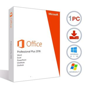 Office 2016 pro plus and win 10 pro genuine licenses for Sale in Tacoma, WA