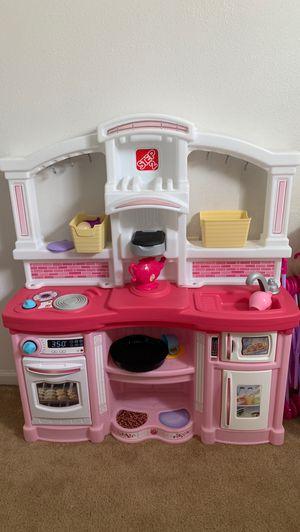 Girls kitchen set for Sale in Pineville, LA