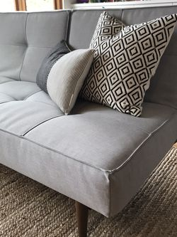 Room & Board Grey Futon for Sale in Lake Oswego,  OR