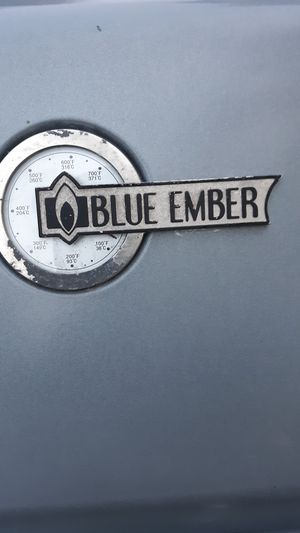 Blue ember bbq grill Soo never use for Sale in Kent, WA