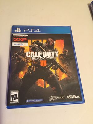 Bo4 Call Of Duty Black Opz 4 for Sale in Sioux Falls, SD