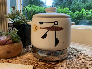 1960's Mid Century Buffet Patio Server for Sale in Issaquah, WA
