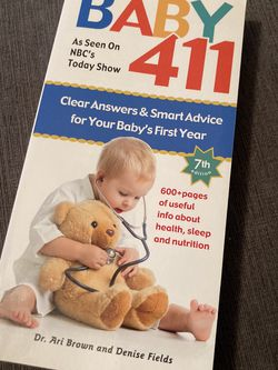 Baby 411 Book for Sale in Chicago,  IL