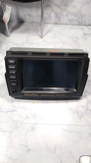Acura Navigation System (parts only) for Sale in Westminster, CO