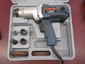 """1/2"""" ELECTRIC IMPACT WRENCH for Sale in Columbus, OH"""
