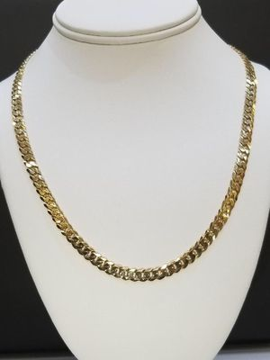 Cuban Link Solid Gold chain for Sale in Portland, OR