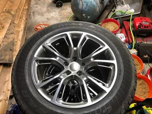 """4×20"""" Rims and tires for Sale in Lowell, MA"""