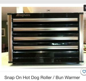 Snap on tool box Hot Dog cooker for Sale in Union City, CA