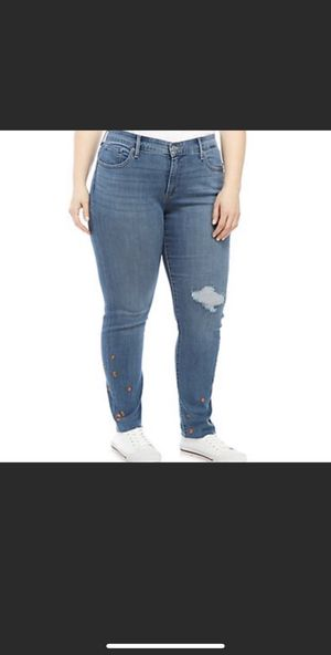 Levi's 311 Shaping Embroidered Jeans (Plus Size -20W) for Sale in Nashville, TN