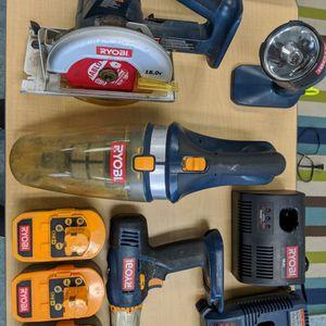 Ryobi Power Tools for Sale in Fairfax, VA