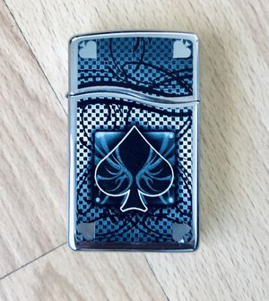 Zippo Blue Butane Lighter Excellent Condotion for Sale in Goodyear, AZ