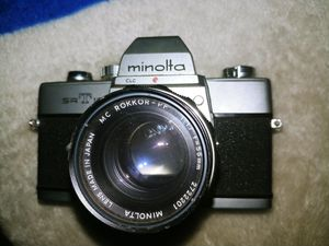 Vintage Minolta SRT 101 for Sale in Pawhuska, OK
