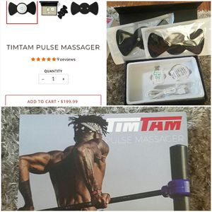 TimTam Pulse Massager for Sale in Mound City, MO
