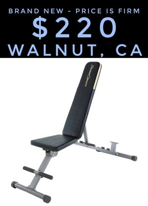 Fitness Reality 1000 Super Max 800 lb Capacity 12-Position Weight Bench for Sale in Walnut, CA
