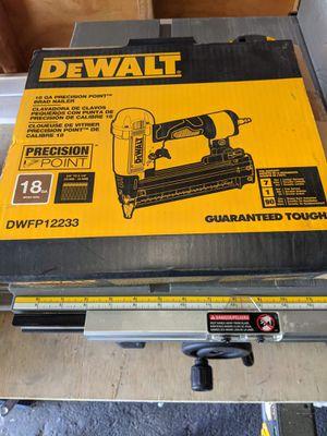 New Dewalt Nail Gun 18 nail for Sale in South Gate, CA