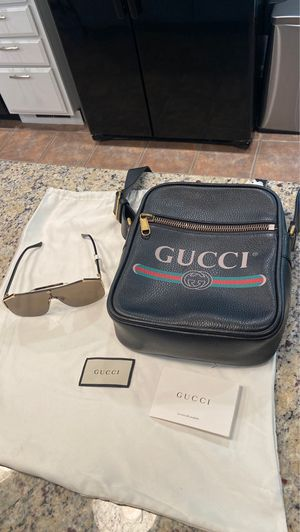 Gucci Satchel and Shades DEAL!! for Sale in Crofton, MD