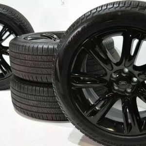 "20"" Range Rover Velar Evoque black wheels and tires for Sale in Long Beach, CA"