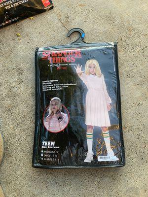 Stranger things Halloween costume for Sale in Murrieta, CA