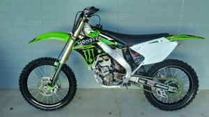 2008 Kawasaki KX250F for Sale in Phoenix, AZ