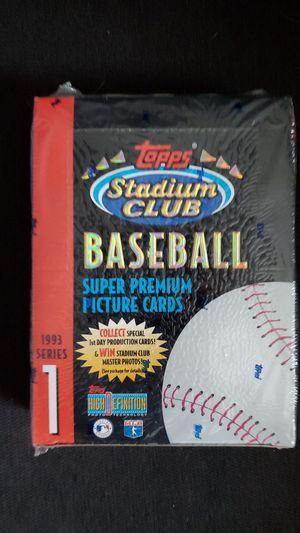 1993 MLB baseball cards (Fullseries) for Sale in Middle River, MD