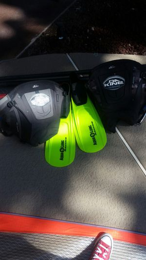 Dakine Windsurf Harness - Set of 2 Pair of Aqualun