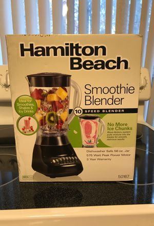 Hamilton Beach Blender for Sale in Woodbridge, VA