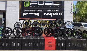 Off-road WHEELS / RIMS for TRUCK or SUV or JEEP - Message for quotes and styles for Sale in Lafayette, CA