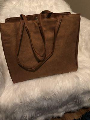 Brown tote bag for Sale in McDonough, GA