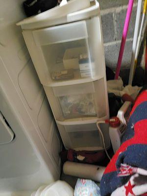 Plastic dresser for Sale in Murrells Inlet, SC