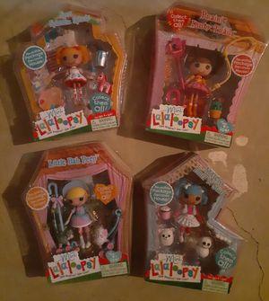 Lalaloopsy mini dolls. Brand new for Sale in Marietta, PA
