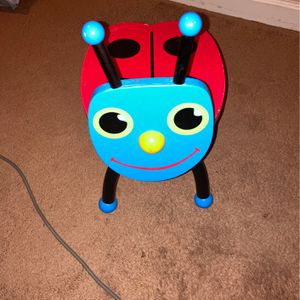 Lady Bug Step Stool For Baby / Till Child for Sale in Kennesaw, GA