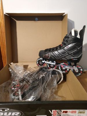 Tour FB-425 Inline Hockey Skates for Sale for sale  Green Brook Township, NJ