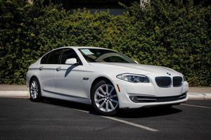 2011 BMW 5 SERIES for Sale in Bellflower, CA